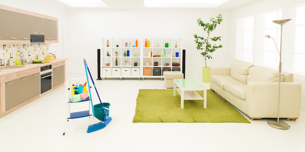 Spring clean your home and office